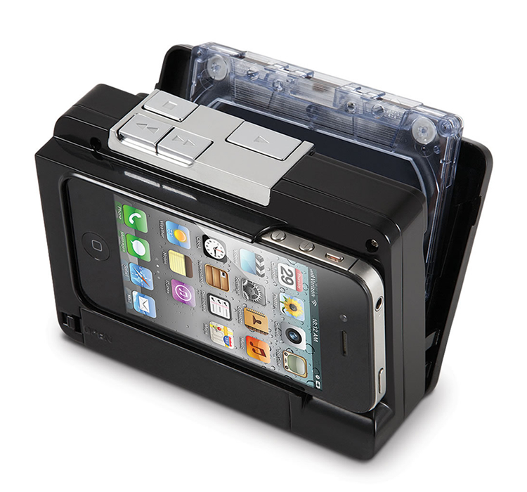 cassette to iphone converter Cassette to iPhone Converter