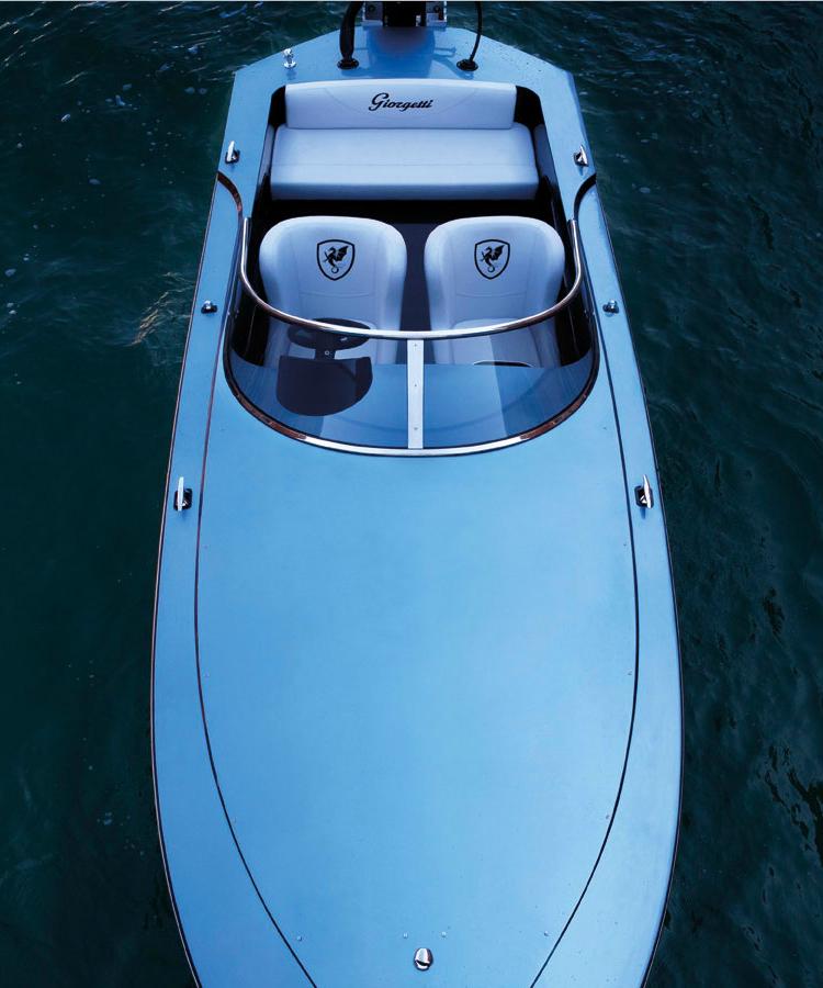 giorgetti 535 black edition Giorgetti Speedboats