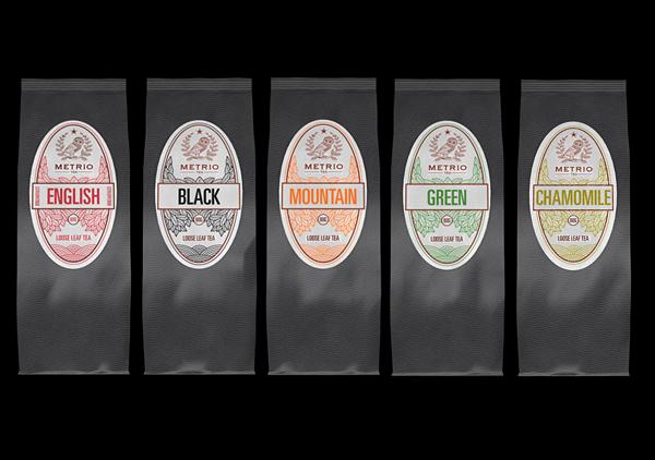 i1a1 Tea Branding