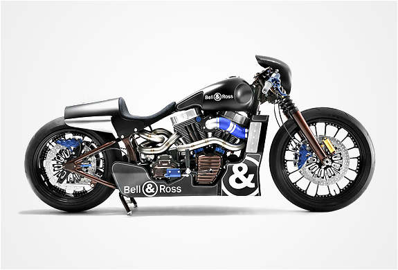 img bell  ross harley davidson11 30 Beautifully Designed Motorcycles