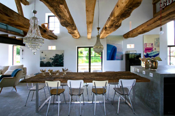 Best 25 Barn House Interiors Ideas On Homes