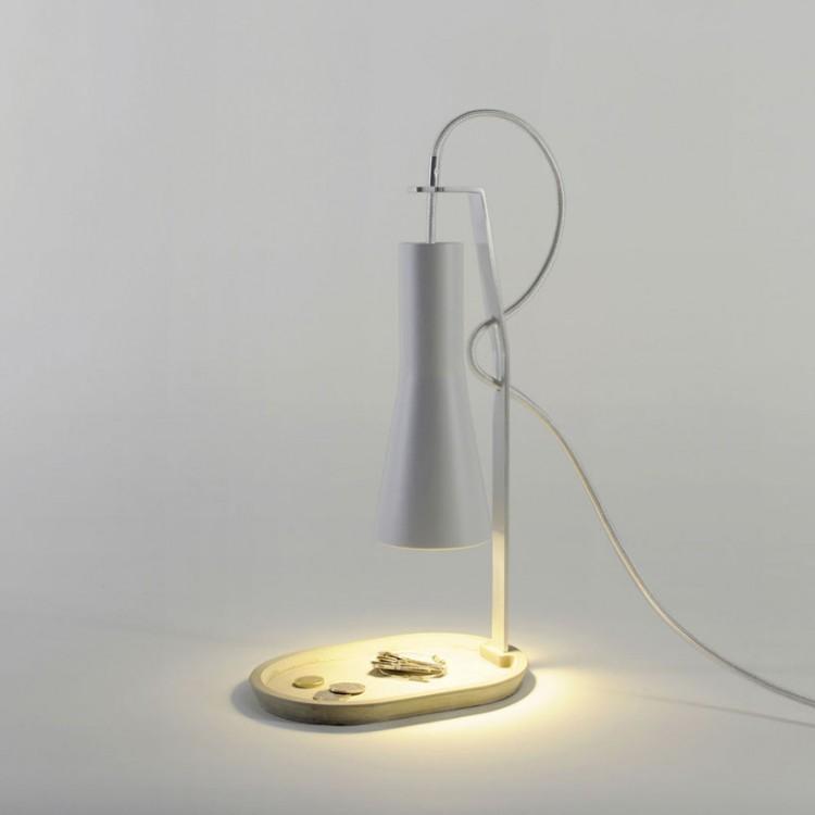 paris design week romain pascal cradle lamp 750x750 Amazing exhibitors at Paris Design Week