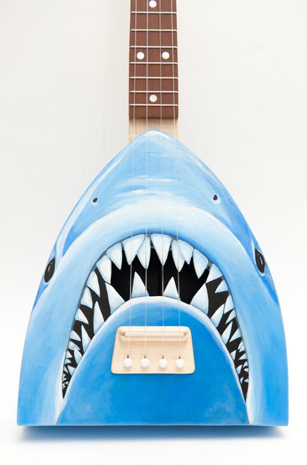 shark ukulele Shark Ukulele