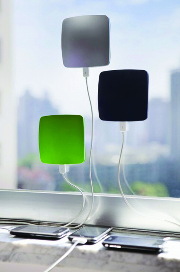 Harness the Sun to Charge Your Electronics