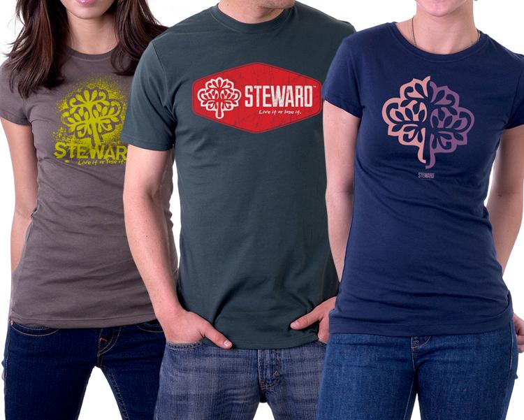 steward1 New t shirt designs by Steward