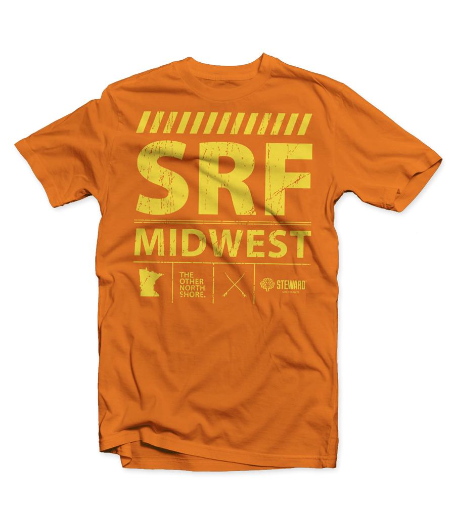 steward9a Surf Midwest   T shirts by Steward