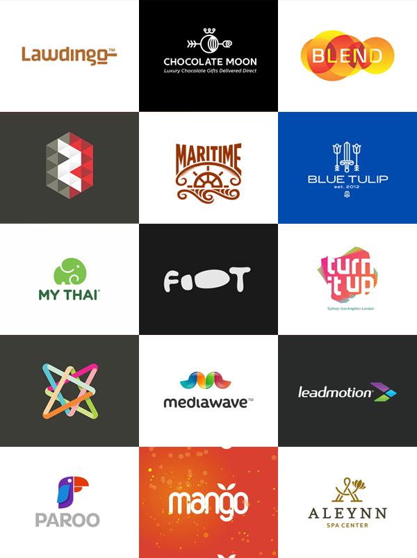 utopia branding agency logo design 1 Utopia branding agency