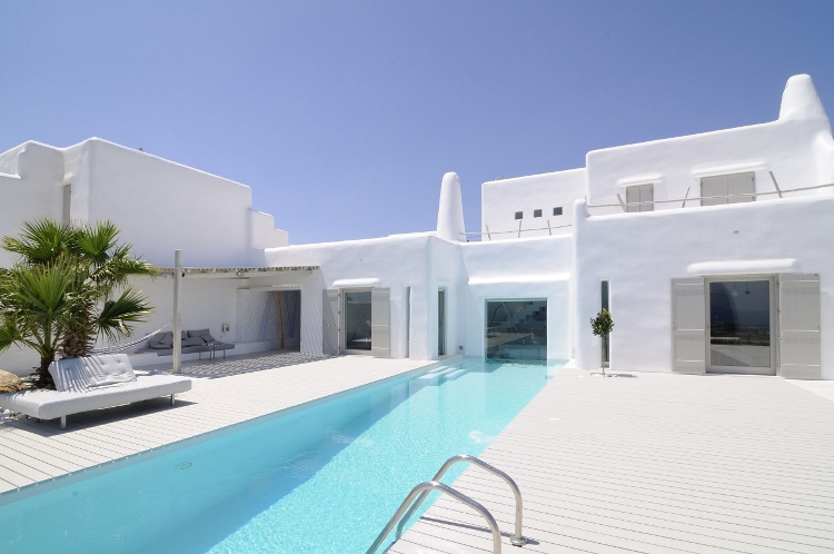 185 Amazing Summer House in Paros by Alexandros Logodotis