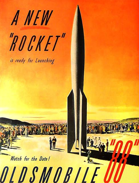 1950 Oldsmobile Rocket 88 Adverts 1 1950 Oldsmobile Rocket 88 Adverts