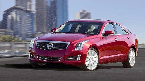 2013 Cadillac ATS 101 2013 Cadillac ATS
