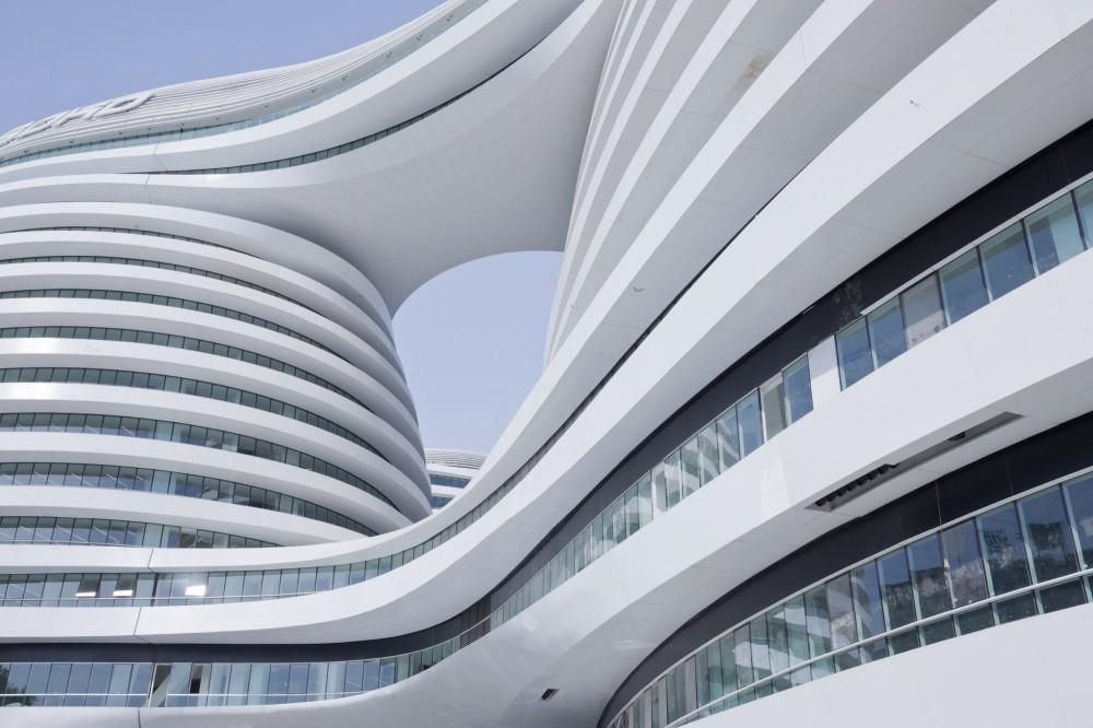 390 Galaxy Soho, Zaha Hadid Architects
