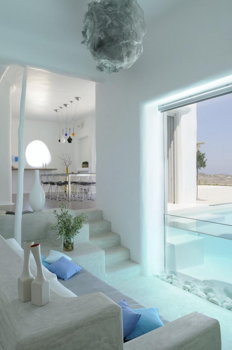 611 Amazing Summer House in Paros by Alexandros Logodotis
