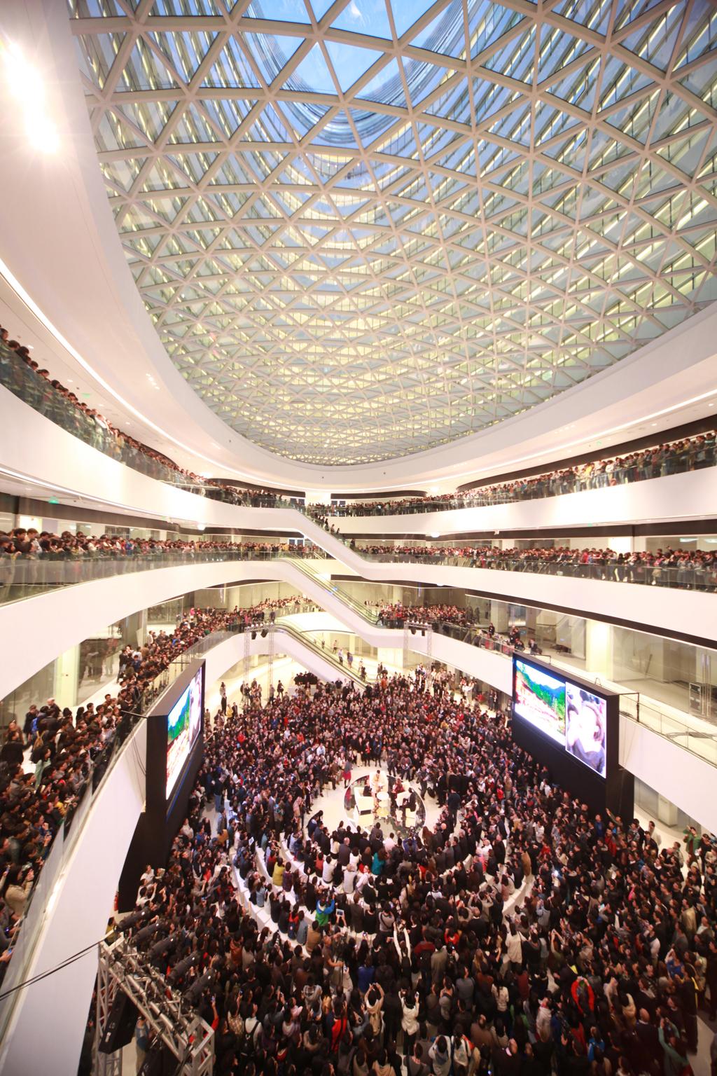 828 Galaxy Soho, Zaha Hadid Architects