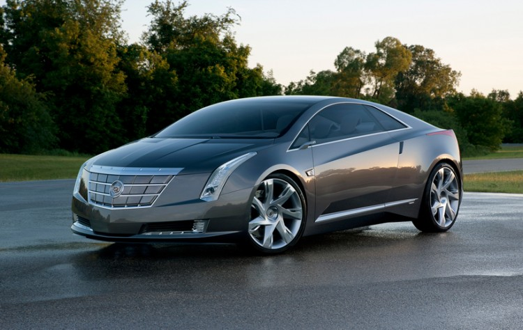 854031 750x474 Cadillac ELR Extended range Electric Car