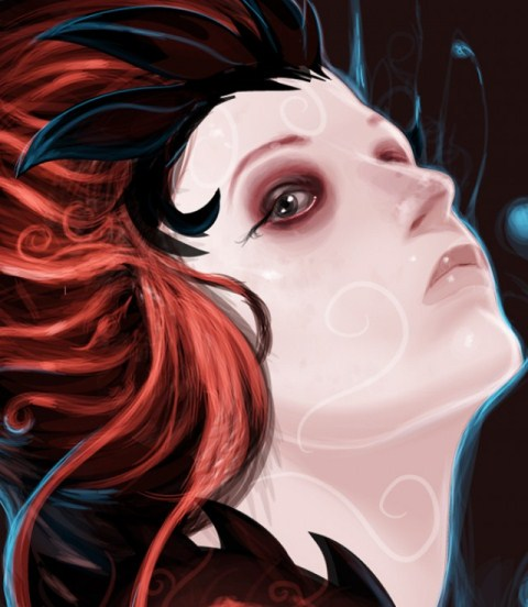Adobe Illustrator Tutorial The Making of the Sorceress Adobe Illustrator Tutorials Released in September 2012