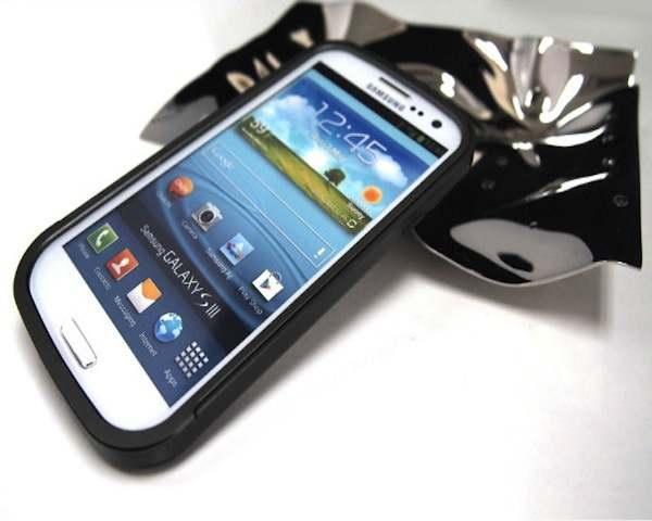 Aluminum Bumper For Galaxy S31 Aluminum Bumper For Galaxy S3
