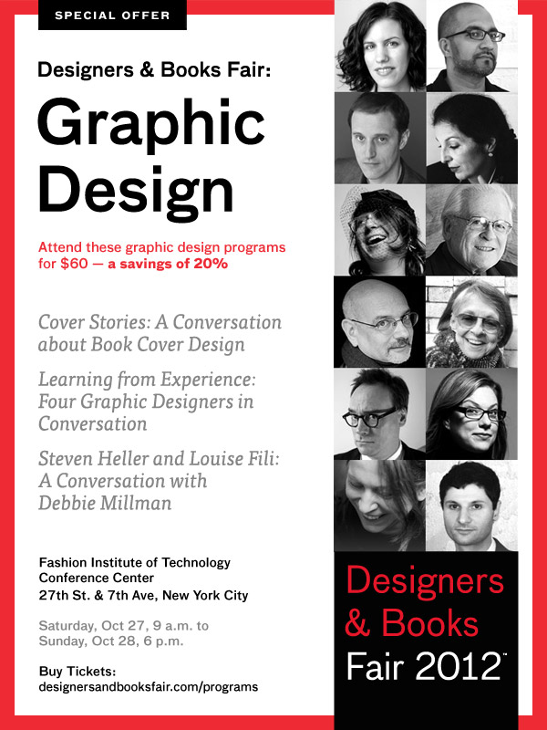 Card1 Graphic Design Designers & Books Book Fair Presents Graphic Design