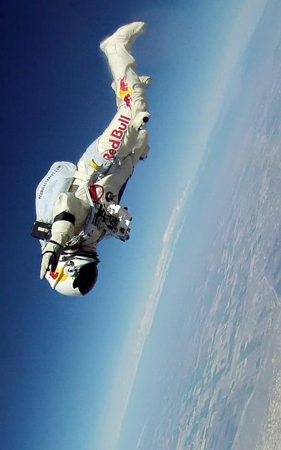 Felix Baumgartner Felix Baumgartner for Red Bull Stratos