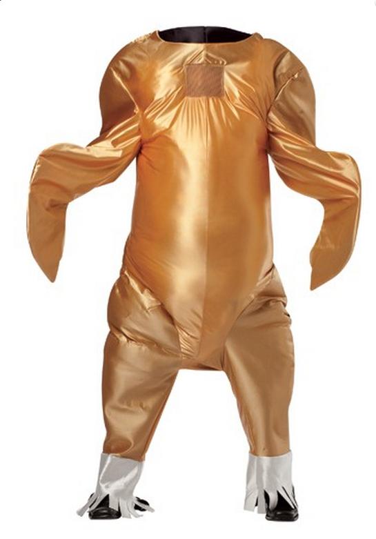 Gobbler The Turkey Adult Turkey Costume