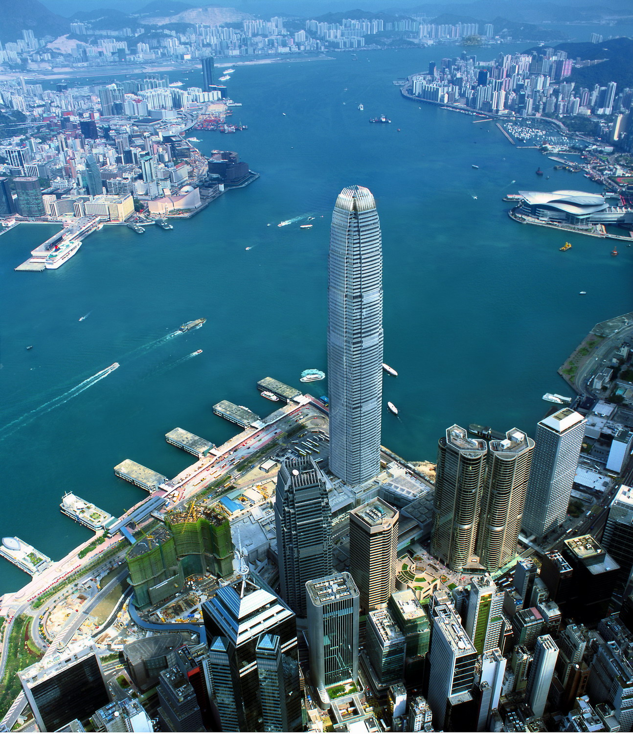 Hong Kong Top Most Famous Cities In The World