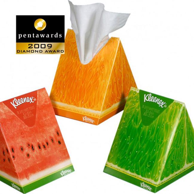 Kleenex 20 Creative Packaging Designs Examples