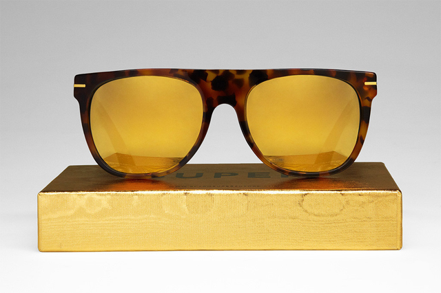 The Golden State Sunglasses