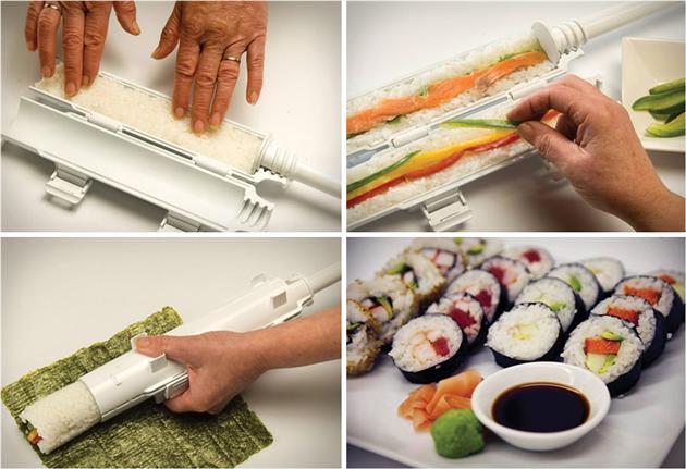 Sushi Bazooka 111 Sushezi Sushi Made Easy