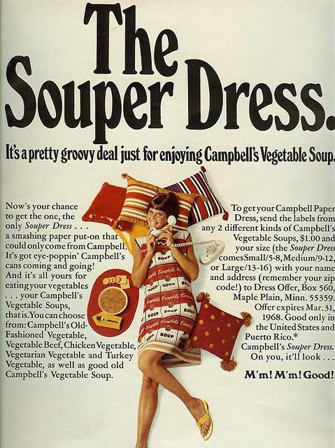 The 60s Paper Dresses 1 The 60s Paper Dresses