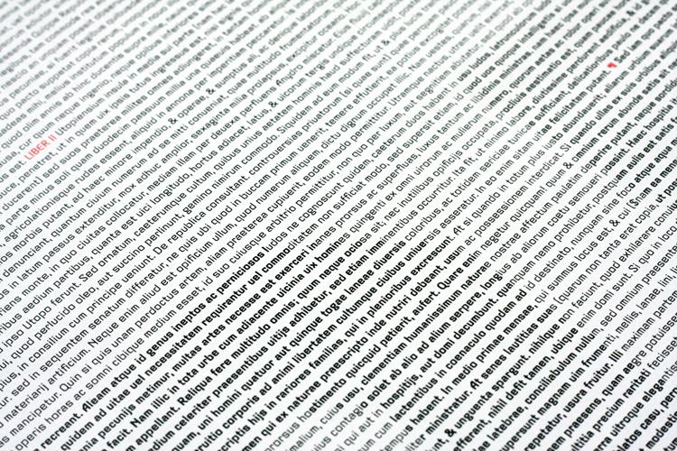 Utopia22 Videon Typeface