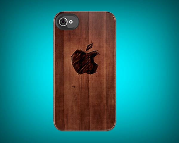 Wooden iPhone Case by Sarah Mac1 Wooden iPhone Case by Sarah Mac