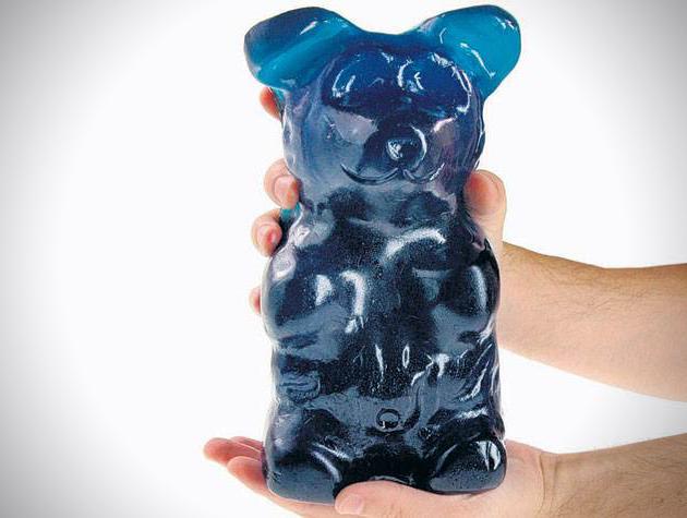 Worlds Largest Gummy Bear11 World's Largest Gummi Bear