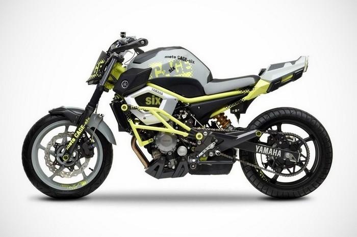 Yamaha Moto Cage Six Concept BonjourLife.com  Yamaha Moto Cage Six Concept