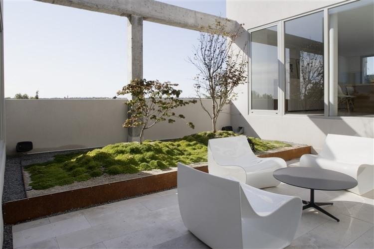 ar 17 Ático en U by ÁBATON Arquitectura