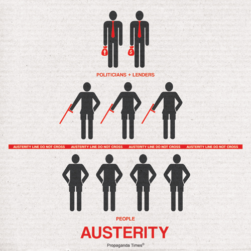 austerity Austerity vs Prosperity