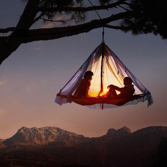 black diamond hanging cliff cabana large Hanging Tent, by Black Diamond