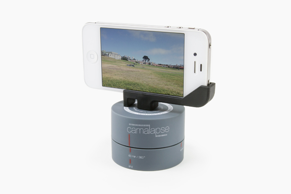 The Camalapse Helps You Take Smooth 360° Time lapse Videos