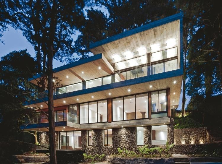 casa 1 Casa Corallo by Paz Arquitectura