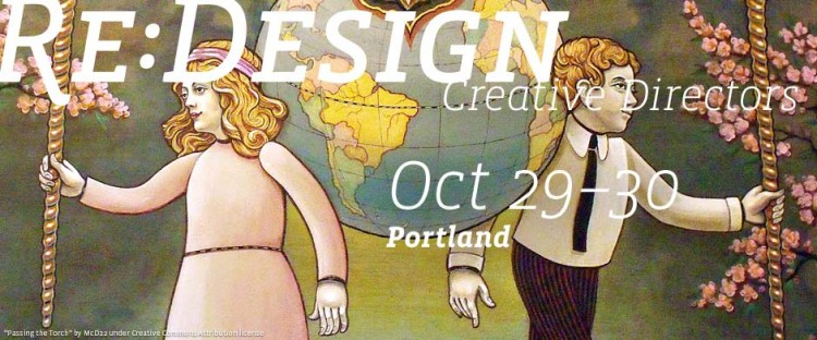 Mark Your Calendars For RE:DESIGN Conference In Portland On October 29–30