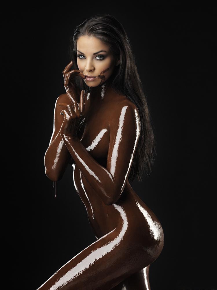 Презервативы с ароматом шоколада моя