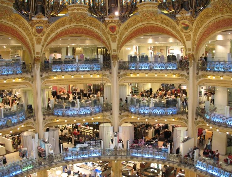 Shopping à Paris: les meilleurs boutiques