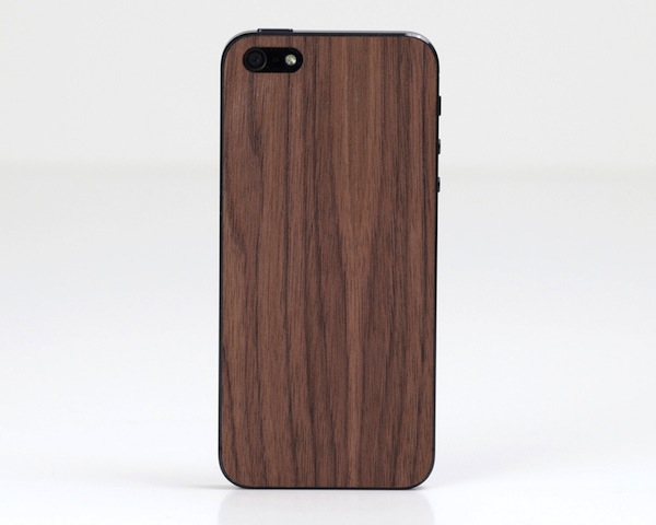 giveaway1 Giveaway of the Week #9 Win Real Walnut Wood iPhone Cover By Lazerwood