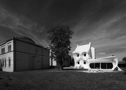 guehost house 2 Gue(ho)st House by Berdaguer & Péjus