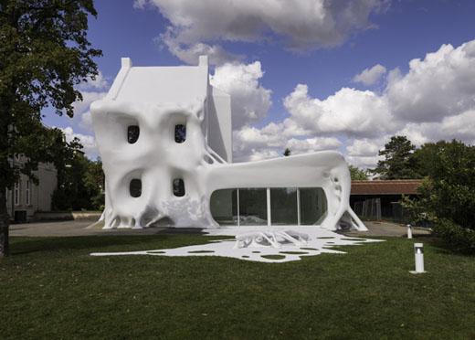 guehost house 4 Gue(ho)st House by Berdaguer & Péjus