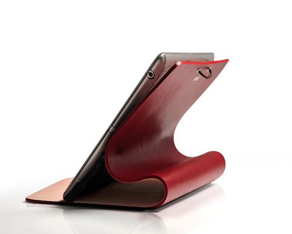 iPad Leather Arc Cover