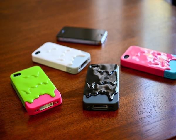 iPhone 44s Melt Case1 iPhone 4/4s Melt Case