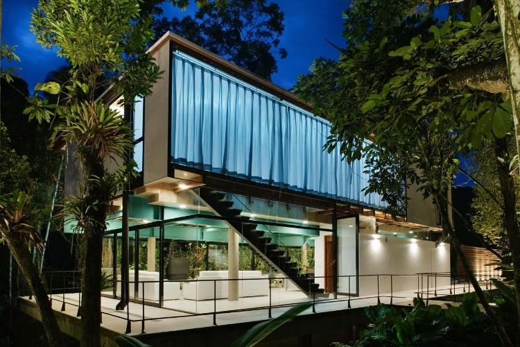 ipo 1 Modern Iporanga by Nitsche Arquitetos Associados