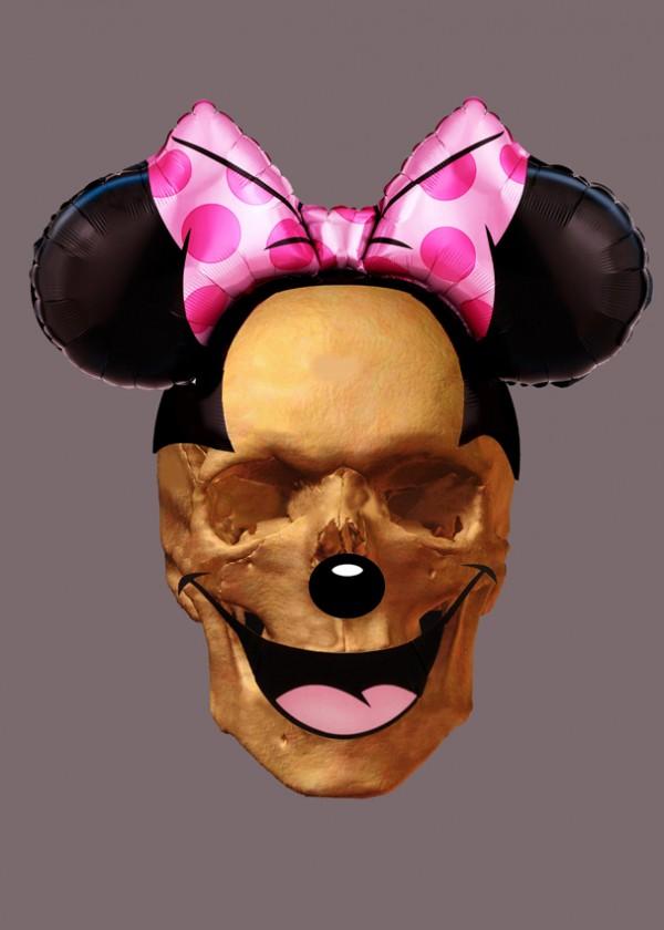 jannis markopoulss cartoon skull masks 2 trendland Cartoon Skull Masks by Jannis Markopoulos