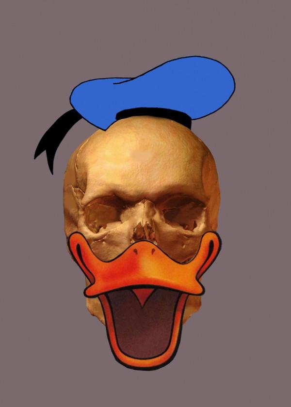 jannis markopoulss cartoon skull masks trendland Cartoon Skull Masks by Jannis Markopoulos