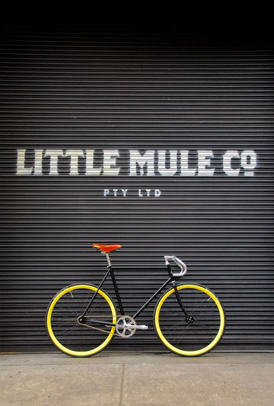 little mule 1a Bespoke Bicycles by The Little Mule Co.