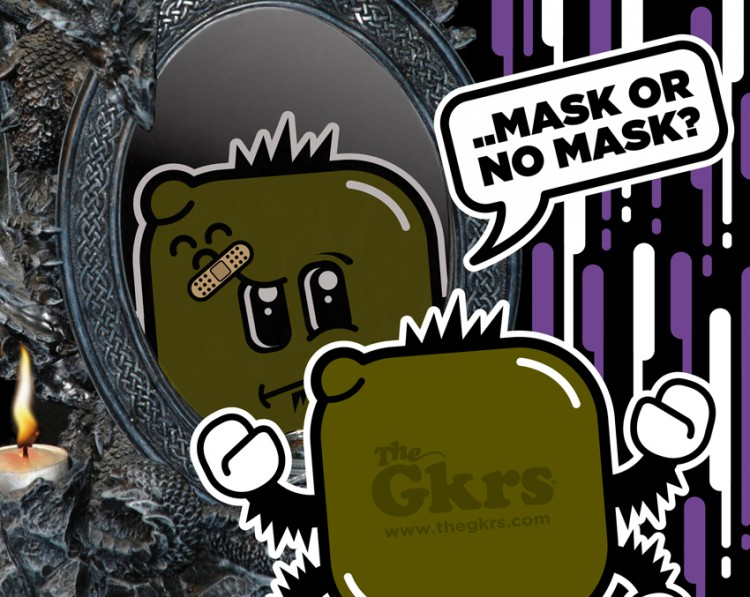 maskgkrs1 750x597 Its Halloween time! Are you ready?